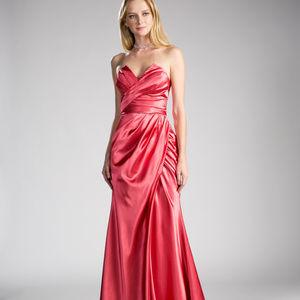 Sleeveless Sheath Long Evening Dress CDCF290
